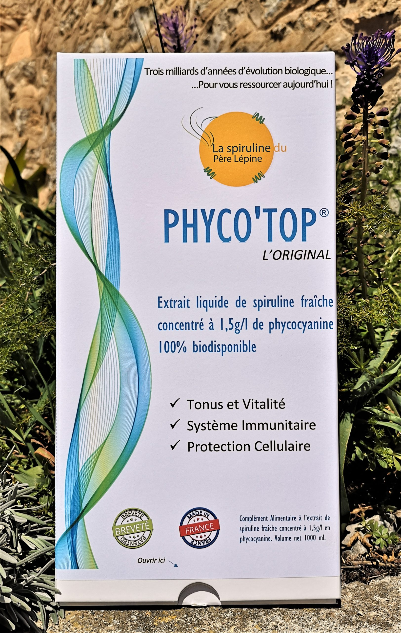Phyco'Top